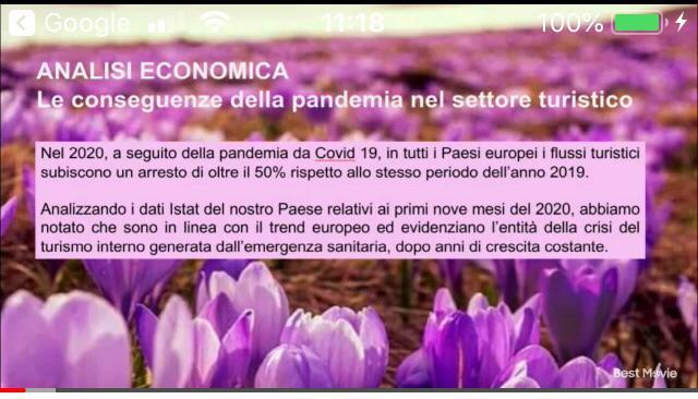Pandemia e settore turistico